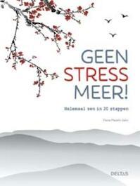 Geen stress meer! - Flavia-mazelin Salvi (ISBN 9789044746457)