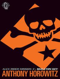 Skeleton key (alex rider) - Horowitz A (ISBN 9781844280940)