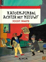 Katoen + Pinbal achter het nieuws - Joost Swarte (ISBN 9789073221390)