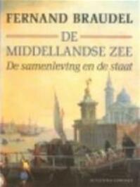 Middellandse zee / 2 samenleving en staat - Braudel (ISBN 9789025469535)