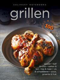 Culinary Notebooks Grillen (ISBN 9789036636452)