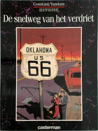 De snelweg van het verdriet - Constant (ISBN 9789030380450)