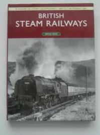 British Steam Railways - David Ross (ISBN 9780752581552)