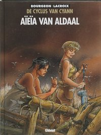 De cyclus van Cyann - Bourgeon (ISBN 9789069694054)