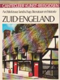 Cantecleer Kunst-Reisgidsen Zuid-Engeland - Peter Sager, L. Beekman (ISBN 9789021303062)