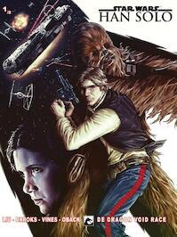 Star Wars, Han Solo 1 - Marjorie Lu (ISBN 9789460785535)