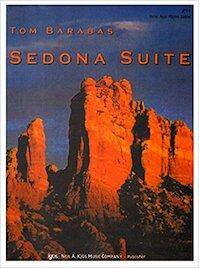 Tom Barabas - Sedona Suite (ISBN 9780849785221)
