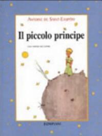 Il piccolo principe - Antoine de Saint-Exupéry (ISBN 9788845122675)