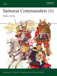 Samurai Commanders (1) - Stephen Turnbull (ISBN 9781841767437)