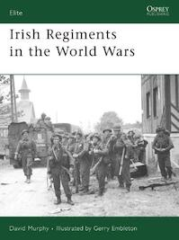 Irish Regiments in the World Wars - (ISBN 9781846030154)