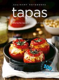 Culinary Notebooks Tapas (ISBN 9789036636513)