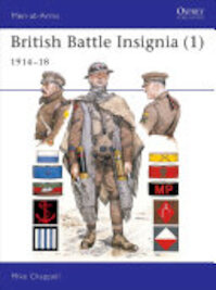 British Battle Insignia (1) - Mike Chappell (ISBN 9780850457278)