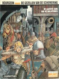 De laatste zang van de Malaterres - François Bourgeon (ISBN 9789030385646)
