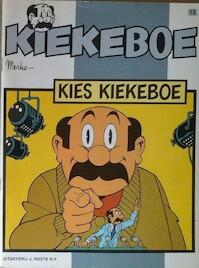 Kies Kiekeboe - Merho
