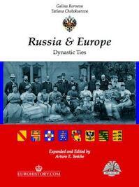Russia and Europe - G. N. Korneva, T. N. Cheboksarova (ISBN 9780985460327)