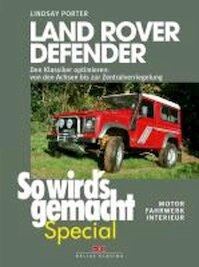 Land Rover Defender - Lindsay Porter (ISBN 9783768836937)