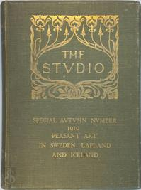 Peasant Art in Sweden, Lapland, and Iceland - Charles Holme