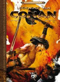 Legendes van Conan / 2 Geboren op het slagveld - Kurt Busiek (ISBN 9789460780110)