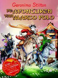 De avonturen van Marco Polo - Geronimo Stilton (ISBN 9789085921981)