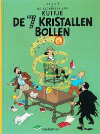 Kuifje Hc13. de zeven kristallen bollen - Hergé (ISBN 9789030326526)