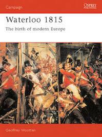 Waterloo 1815 - Geoffrey Wootten (ISBN 9781855322103)