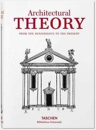 Architectural Theory - Taschen (ISBN 9783836557467)