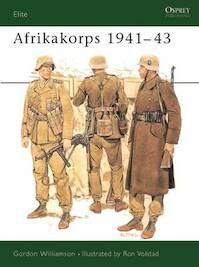 Afrikakorps - Gordon Williamson (ISBN 9781855321304)