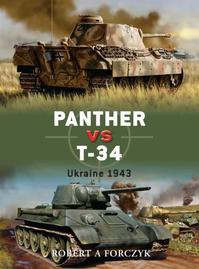 Panther Vs T-34 - Robert Forczyk (ISBN 9781846031496)
