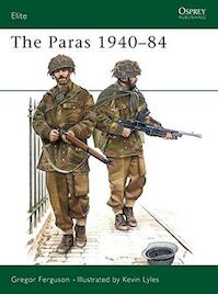 The Paras - Kevin Lyles (ISBN 9780850455731)