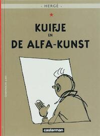 Kuifje a5 Kuifje en de Alfa-kunst - Herge (ISBN 9789030360841)