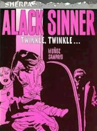Alack sinner 3 twinkle twinkle - Munoz (ISBN 9789072995728)