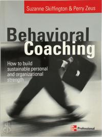 Behavioral Coaching - Suzanne Skiffington, Perry Zeus (ISBN 9780074713280)