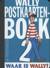 Postkaartenboek - Martin Handford (ISBN 9789002252440)