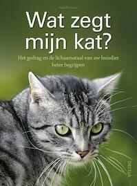 Wat zegt mijn kat? - Isabella Lauer (ISBN 9789044737622)