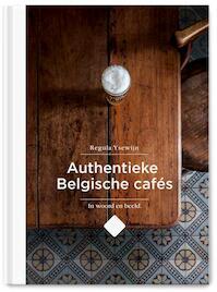 Authentieke Belgische cafés - Regula Ysewijn (ISBN 9789460582004)