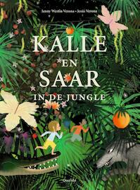 Kalle en Saar in de jungle - Jenny Westin (ISBN 9789021414935)