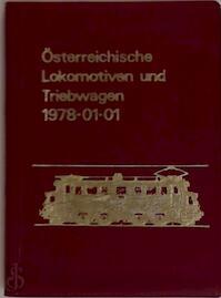 Österreichische Lokomotiven und Triebwagen 1978-01-01 - Lennart Nilsson (ISBN 9172660333)