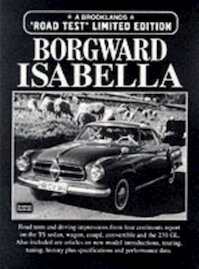 Borgward Isabella Road Test - R. M. Clarke (ISBN 9781855204935)