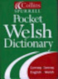 Geiriadur Cymraeg a Saesonaeg - David Thorne, Anne Convery (ISBN 9780004335490)