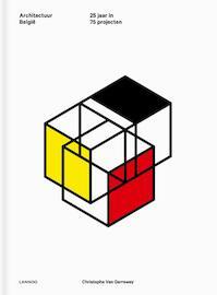 Architectuur Belgie - Christophe van Gerrewey (ISBN 9789401420389)