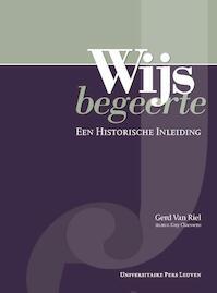 Wijsbegeerte (derde druk 2015) - Gerd Van Riel (ISBN 9789462700574)