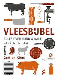 Vleesbijbel - Gertjan Kiers, Bas van Wijngaarden (ISBN 9789048833337)