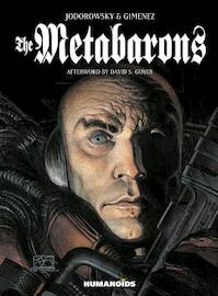 The Metabarons - Alexandro Jodorowsky (ISBN 9781594651069)