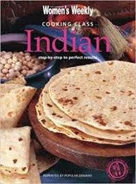 Cooking Class: Indian (ISBN 9781863965392)