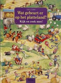 Wat gebeurt er op het platteland? - L.L. Leiber (ISBN 9789024376704)