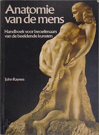 Anatomie van de mens - John Raynes (ISBN 9789061131304)