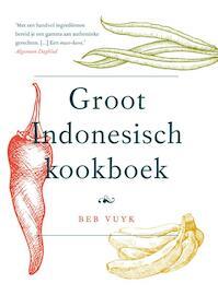 Het groot Indonesisch kookboek - Beb Vuyk (ISBN 9789021558219)