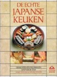 De echte Japanse keuken - Lesley Downer, Minoru Yoneda, Wiebe Andringa (ISBN 9789021011820)