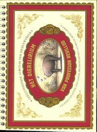 Het Dierelirium van professor Revillod - Javier Saez (ISBN 9789061699750)