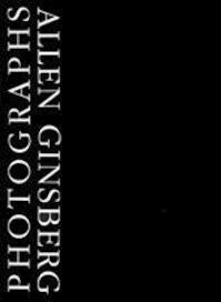 Photographs Allen Ginsberg - Allen Ginsberg (ISBN 9780942642421)